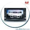 All in one6.2 inch universal car dvd gps/2 din car dvd player with GPS,Bluetooth, ipod, tv,RDSFull function factory good quality
