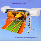 six color digital inkjet label printer
