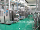 turnkey project of beverage production line