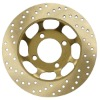 Motorcycle floating brake disc rotor for Bajaj pulsar 220