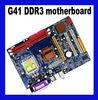 Intel G41 lga 775 motherboard sock 775