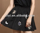 Summer of 2012 new cute tight a pendulum leisure side skirt skirts