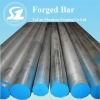 Forged steel round bar