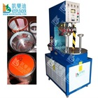 Plastic Cylinder Making Machine For Bottom Welding, Clear cylinder bottom welding machine
