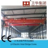 LH Model Electric Hoist Bridge Crane