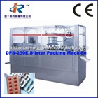 DPB-250EP Pharmaceutical Tablet Blister Packaging Machine