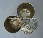 800g Metal Empty Can for Fruit Canning