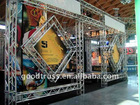 advertising truss for aluminium display frames