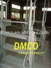 Hot-dip galvanizing folding stairs