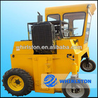 high efficient Whirlston FD-2300 self-propelled compost row turning machinery hot sale