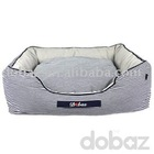 Large dog house pet bed with cotton meterial