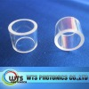 WTS BK7, fused silica tube, quartz glass tube, glass washer