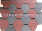 colourful asphalt roofing shingles/Tiles