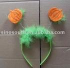 halween pumpkin Halo headband