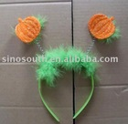 halween pumpkin Halo headband