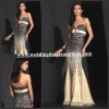 KE-0018 New Sexy Sweetheart Shining Lace Beaded Mermaid Long Evening Mother Of The Bride Dress
