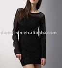 Sexy High Quality Lace Dresses-DE-LR0005