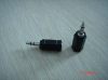 3.5mm stereo plug to 3.5mm mono jack