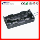 GT3-1808 4xC cell (UM-2) battery holder with lead wire