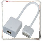 iPad to HDMI adapter connection cable to HDTV for iPad