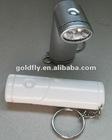 Portable Rotatable flashlight (GF-R-910) (flexible flashlight/rotating head flashlight)