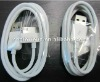 For iphone sync fashionable usb data cable(white) accept paypal