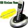 USB 2.4 GHz Wireless Phone VoIP Handset for Skype for Yahoo DZ-001