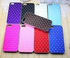 For Apple Iphone5 Case Rhinestone Diamond Bling Glitter Hard Back Case Cover For Iphone 5 5G