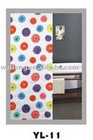 Bathroom Printed Shower Curtain(YL-11)