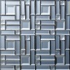 Factory supply mirror glass mosaic tiles