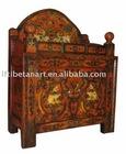 Hand made furniture tibetan style