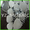 ceramic pebble mosaic tiles