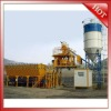 used mobile concrete batching plants HZS35 (35m3/h)