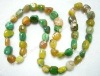 "anomalistic 15"" 14*16mm agate loose strand"