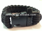 the original newest paracord bracelet with black buckle