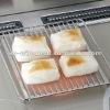 barbecue grill netting ( Bright color, good structure, export standard .)