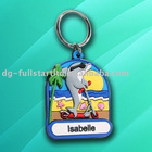 Custom 3D Soft PVC Key chain