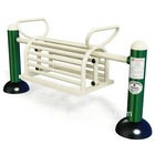 Rocking Horse Outdoor Gym Equipment