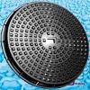 GRP Manhole Cover SMC manhole Cover : 450mm, A15 EN124 composite material cover
