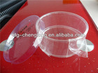 Transparent PVC PET Plastic Tube Maker