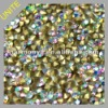 Crystal AB glass chaton stone