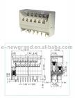 TB(Terminal Block) connector BHN 1.5XX-7.62-12