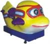 Happy plane kid ride game machine,arcade game machine