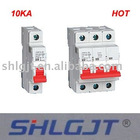 Mini Circuit Breaker 10KA CE approved