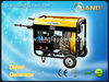 Potable Single Phase Diesel Generator 5kw For Home Use KDE7000T