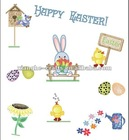 Easter set design clear stamps
