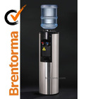 SS011 UL and C-UL Listed Stainless Steel Bottled Water Dispenser