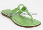 Latest flat sandal for women 2013