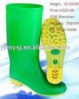rain boot/rubber rain boots/footwear boot