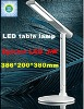 Eye protection Epistar 6W battery operated led table lamp